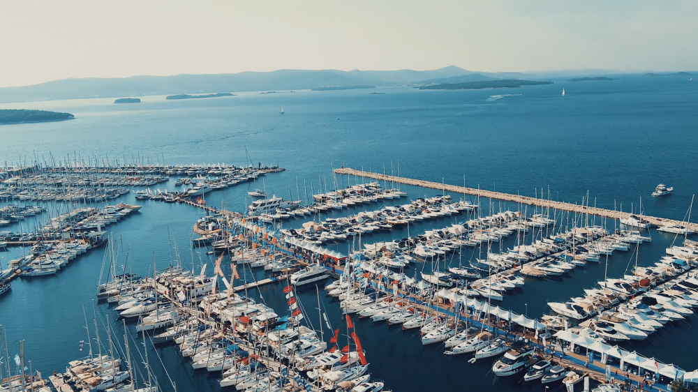 The 22nd Biograd Boat Show 21 - 25 October 2020